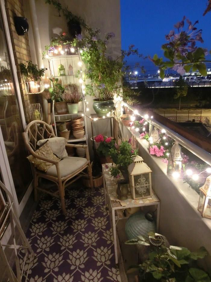 Arredare il balcone: la tua stanza in più