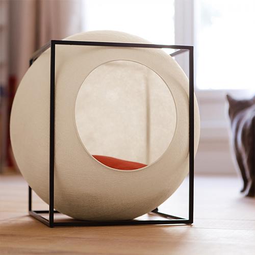 regali di natale - Cuccia per gatti The Cube - lovethesign 149 euro
