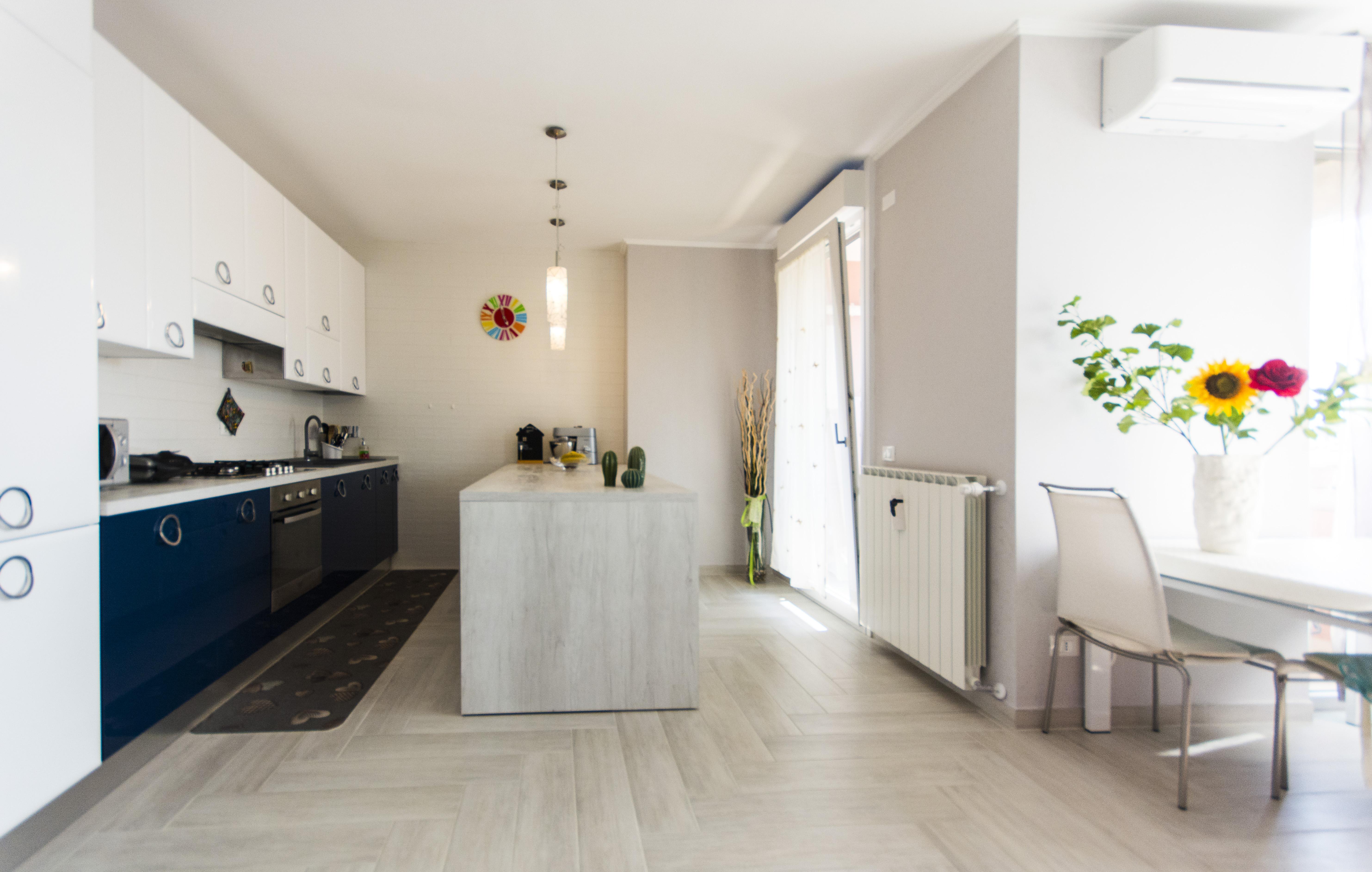 Progettare la cucina novahouse for Progettare un interno