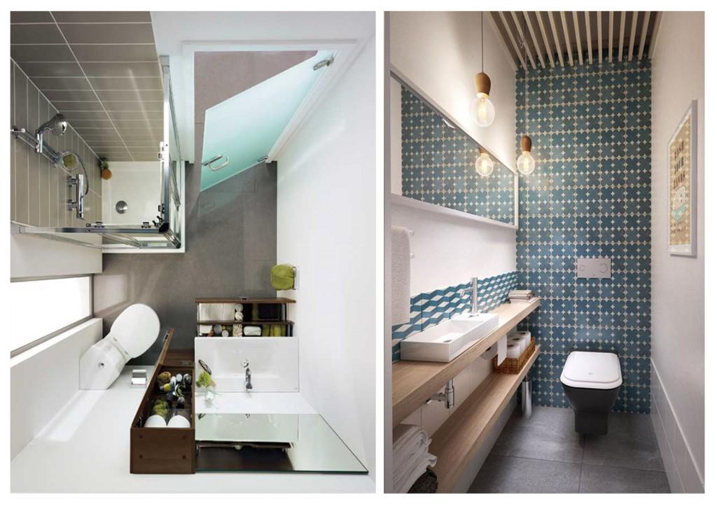 progettare il bagno piccolo 2