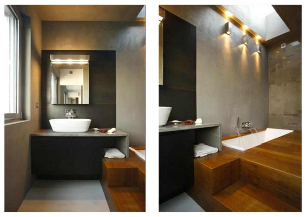 progettare il bagno quadrato 3